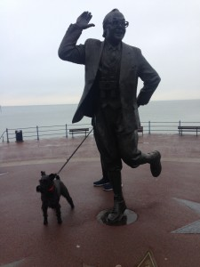 Flo visits Morecambe to bring her new sister home!!