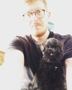 George--selfie!!