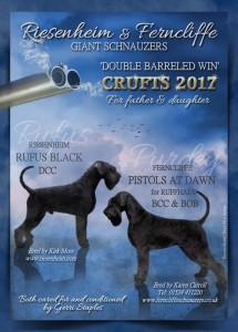 Crufts Advert